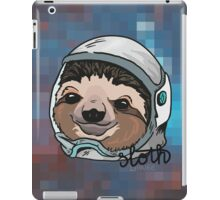 SPACE SLOTH! iPad Case/Skin