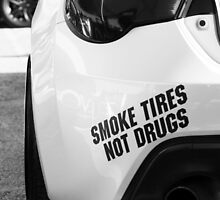 Smoke Tires by REVphotography