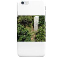 Japanese Garden - Photo iPhone Case/Skin