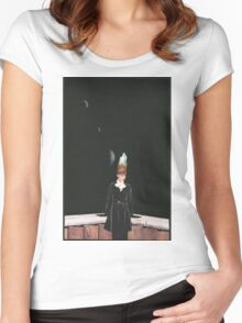 Crystal Queen Women's Fitted Scoop T-Shirt