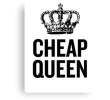 Cheap Queen Canvas Print