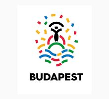 Budapest Olympic Games 2024 Support your City Unisex T-Shirt