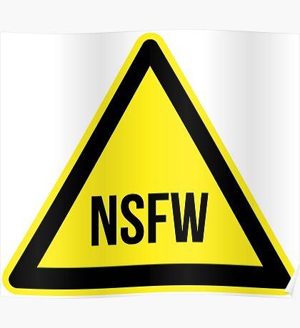 NSFW Poster