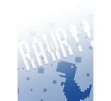 RAWR!! Photographic Print