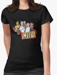 Michael Alig 2.0 Womens Fitted T-Shirt