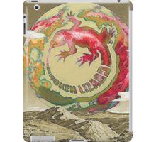 Planet Broken Lizard  iPad Case/Skin