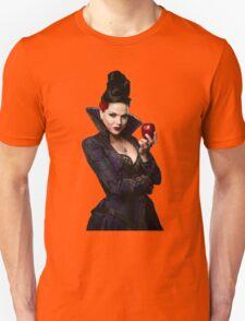 Lana Parrilla- Apple Unisex T-Shirt
