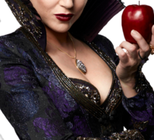 Lana Parrilla- Apple Sticker
