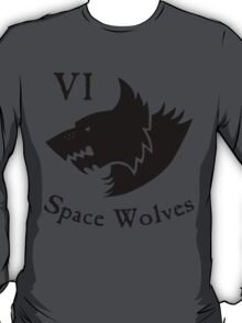 Space Wolves 3 T-Shirt