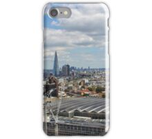 Waterloo Station and The Shard iPhone Case/Skin