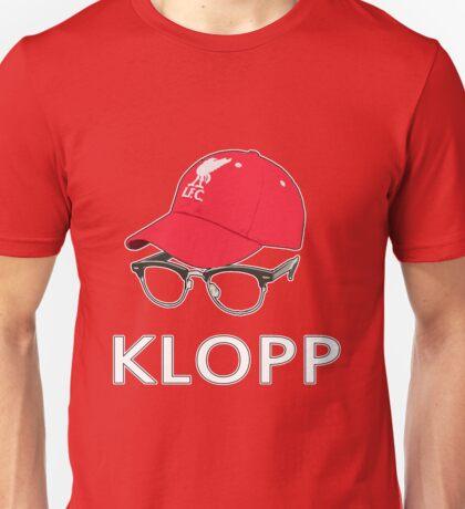 Jurgen Klopp - LFC - Liverpool Unisex T-Shirt
