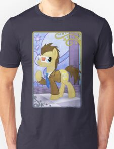 Dr Whooves at the Gala T-Shirt