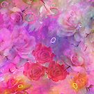 Dream roses in pastels by walstraasart