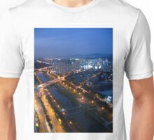 Tancheon River After Dark T-Shirt