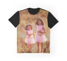Childrens golden summer Graphic T-Shirt