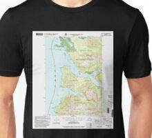USGS TOPO Map Alaska AK Sitka B-2 359101 2000 63360 Unisex T-Shirt