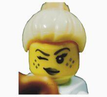 Lego Genie Girl! One Piece - Short Sleeve