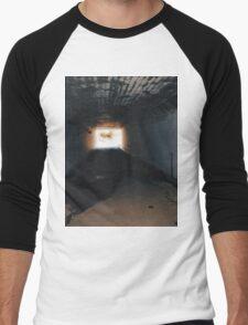 sewer rats Men's Baseball ¾ T-Shirt