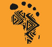 Africa Footprint Unisex T-Shirt