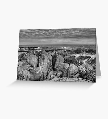 Elephant Rocks, Denmark, Western Australia #2 Greeting Card