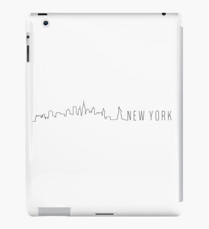 NEW YORK SKYLINE iPad Case/Skin