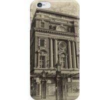 Auckland Ferry Building iPhone Case/Skin