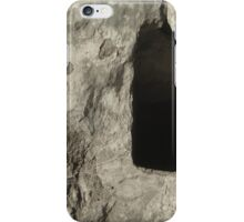 View of the Tombs iPhone Case/Skin