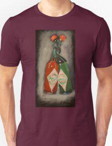 hot & hotter Unisex T-Shirt