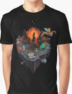 Dota 2 Graphic T-Shirt