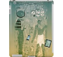 Wireless ancient Egypt iPad Case/Skin