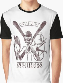 Silent Sports Graphic T-Shirt