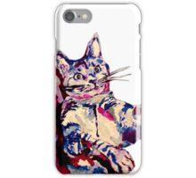 BRILLIANT CAT 2 iPhone Case/Skin