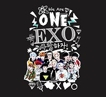 EXO We Are One! Black Version by haneulhome
