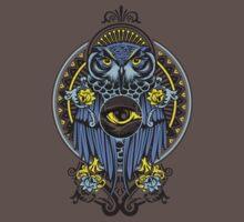 BLUE OWL Baby Tee