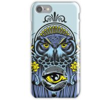 BLUE OWL iPhone Case/Skin