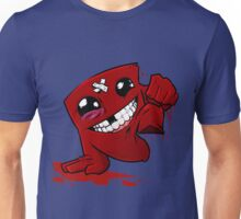 Happu Super Meat Boy Unisex T-Shirt