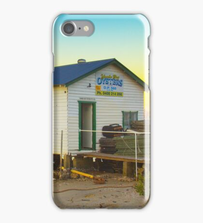Oyster Shack iPhone Case/Skin