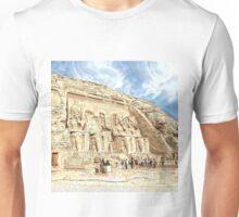 AbuSimbel20160101 Unisex T-Shirt