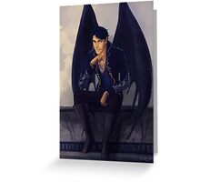 High Lord of the Night Court Greeting Card
