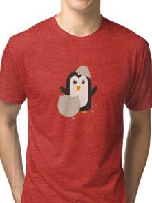 Penguin baby   Tri-blend T-Shirt