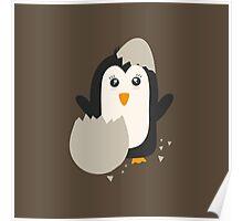 Penguin baby   Poster