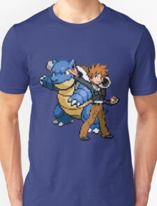 Blue and Blastoise T-Shirt