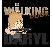 The Walking Dude - Daryl Edition Photographic Print