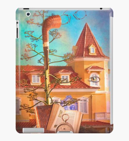 the storyteller iPad Case/Skin