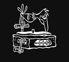 Flintstones Dj Turntable Unisex T-Shirt