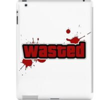 -GEEK- GTA Wasted iPad Case/Skin