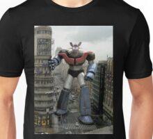Mazinger Z Japan Robot Anime Unisex T-Shirt