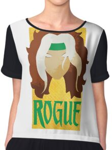 Rogue • X-Men Chiffon Top