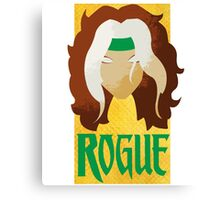 Rogue • X-Men Canvas Print
