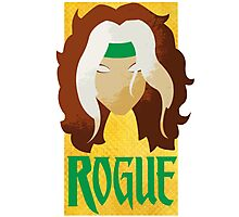 Rogue •X-Men Photographic Print